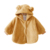 Batas de moda caliente chaquetas abrigos bebé muchacha de los muchachos outwear soft fleece jumpers manto niños clothing del poncho del cabo