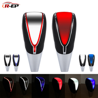R EP Universal Car Shift Knob Racing Gear Knob with Touch LED for Most Cars Shifter Konbs