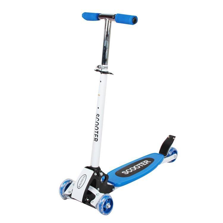 Kick Scooter hauteur réglable meilleurs cadeaux pour 2 ~ 8 ans 68 cm/72 cm/76 cm enfants enfants 50kg garçons filles