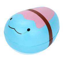 Cute Pea Box Slow Rising Collection Squeeze Stress Reliever Toy Squashy Poopsie