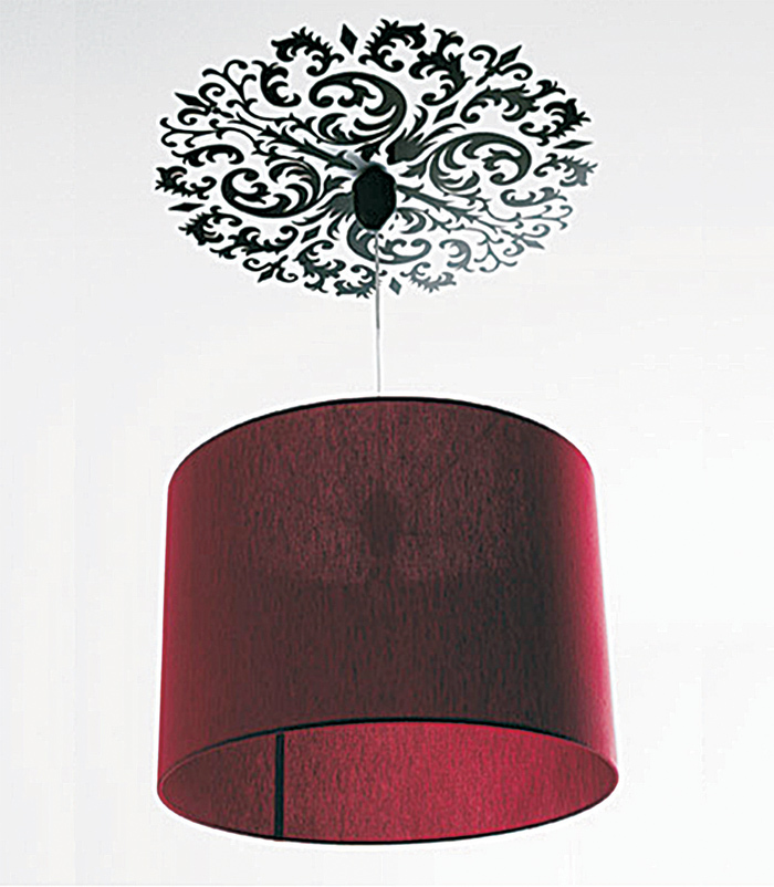 Wholesale and retail Black Vines Classical Ceiling Light ...
