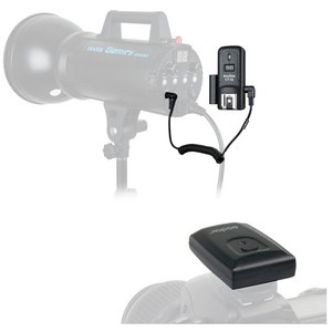 Image 5 - Godox CT 16 16 kanałów kamera bezprzewodowa wyzwalacz lampy błyskowej 2x odbiornik dla Canon Nikon Pentax Olympus lampa błyskowa