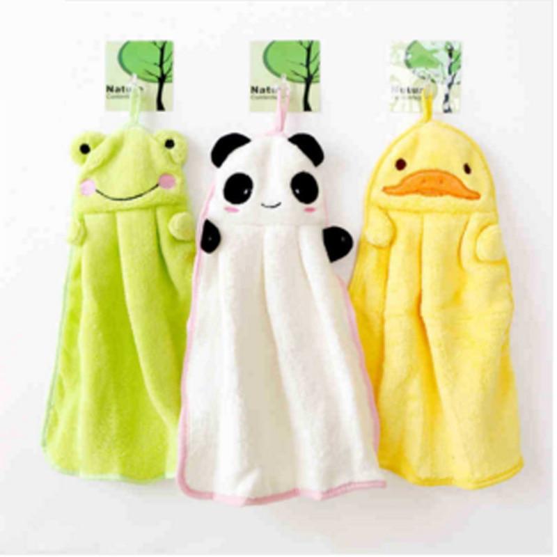 New Cute Cartoon Hand Towel Baby