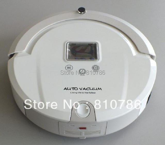 Top Selling Automatic Vacuum Cleaner/Best and Newest+ Low Nosie +more than 90 minutes working time+CE&ROHS