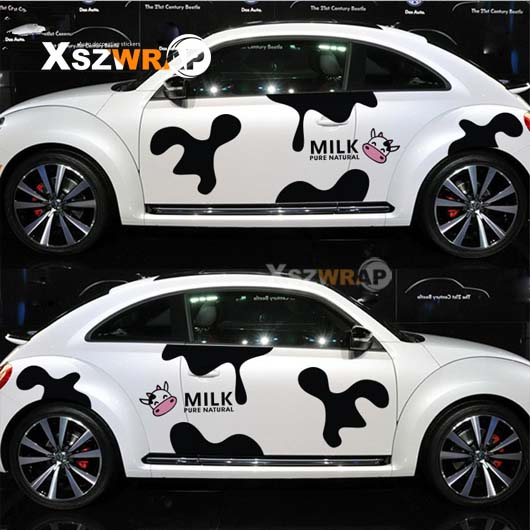 Cow Stickers For Cars Kamos Sticker