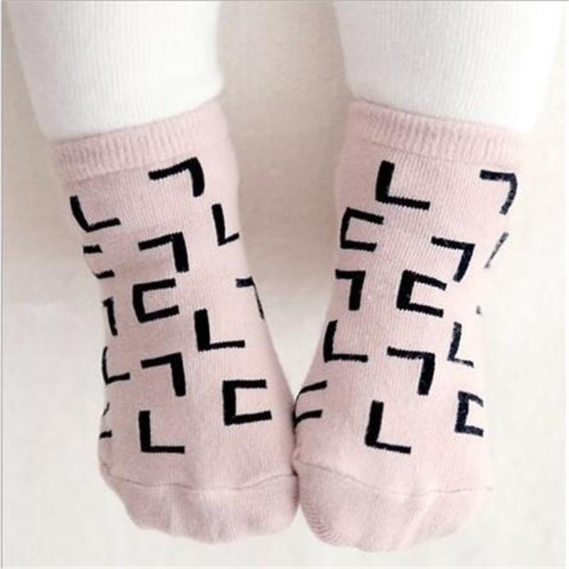 0-4 Years Baby Boy Girls Winter Warm Soft newborn floor socks kids cotton short socks Children socks Size S/M