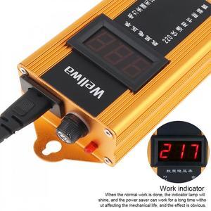 Image 3 - 100KW 節電ボックス 110 220 v 力率エネルギーセーバー ahorrador デ電気代キラーまで 35% 家庭用工場