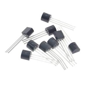Free Shipping 10pcs DALLAS DS18B20 18B20 TO-92 IC CHIP Thermometer Temperature Sensor
