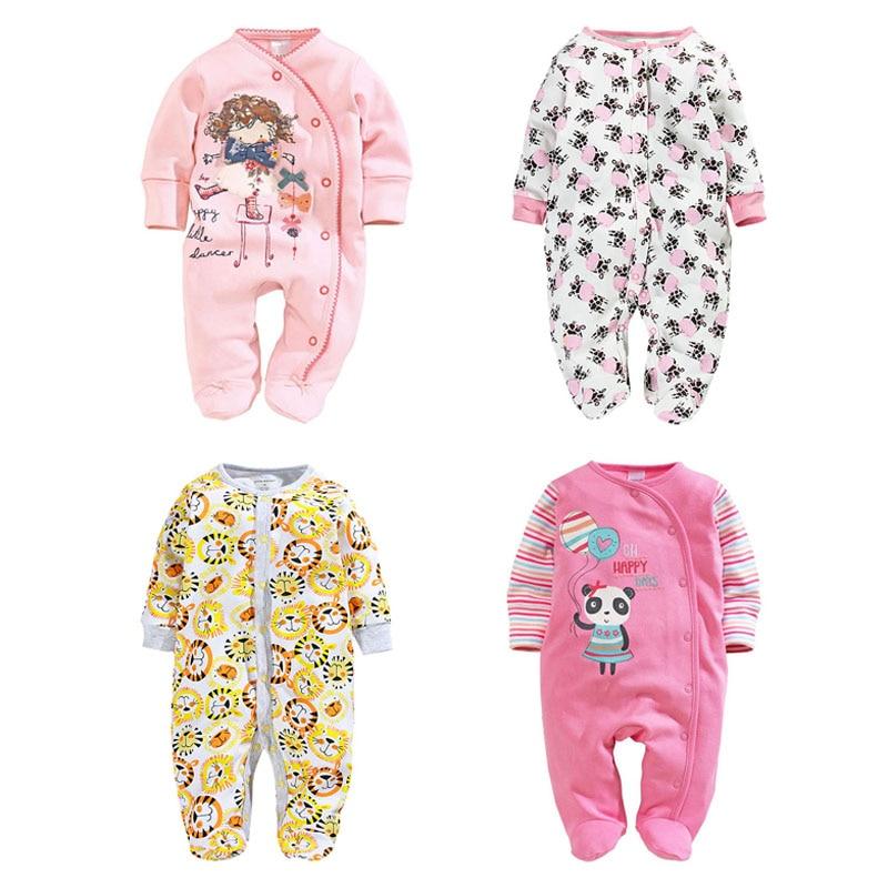 Márkás 100% -os minőségi pamut új 2019 újszülött fiúk - Bébi ruházat