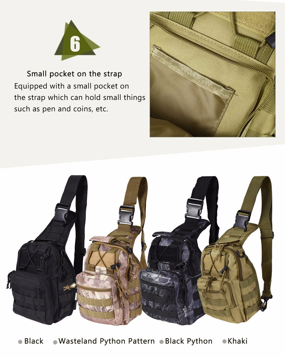 Military Rucksacks