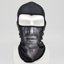 3D  Animal Balaclava Bicycle Bike Snowboard Party Motorcycle Full Face Mask Moto Shield