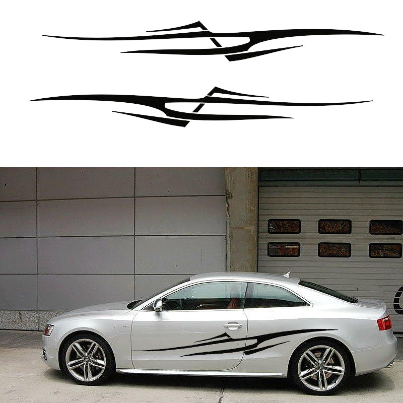 2X Myths and Legends Erlang Trident Car Sticker for Truck SUV Motorhome Camper Van RV Kayak Canoe Car Styling Vinyl Decal