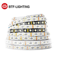 5m 5050 rgbw led strip lights rgbww led strips lighting 4 in 1 rgbww led strip