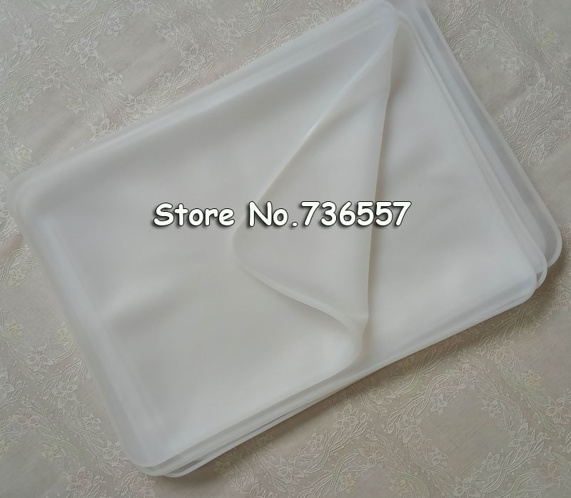 10 pcs Silicon Film For ST3042 3D Vacuum Sublimation Machine Heat Transferring Silicone Sheet цена