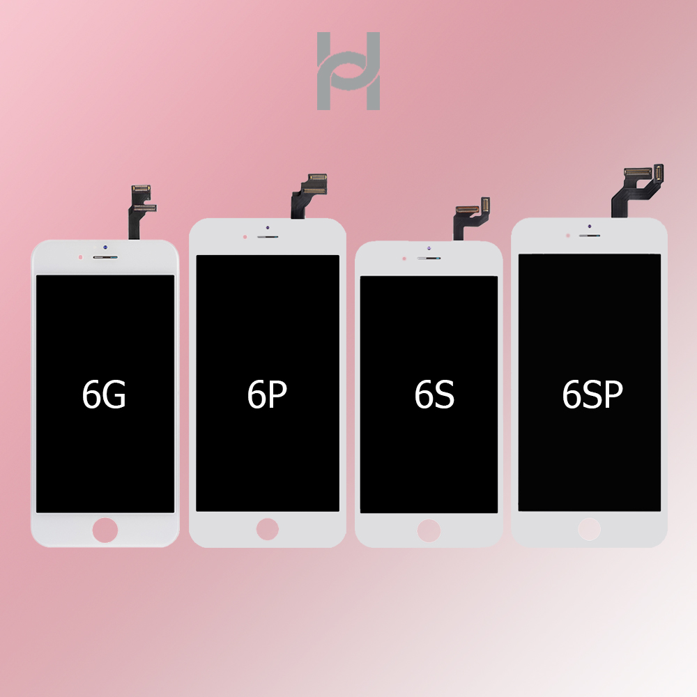 Tianma AAA Quality LCD For IPhone 6G 6Plus 6S 6SPlus LCD Display Assembly Replacement With 3D Touch Screen Free Gift