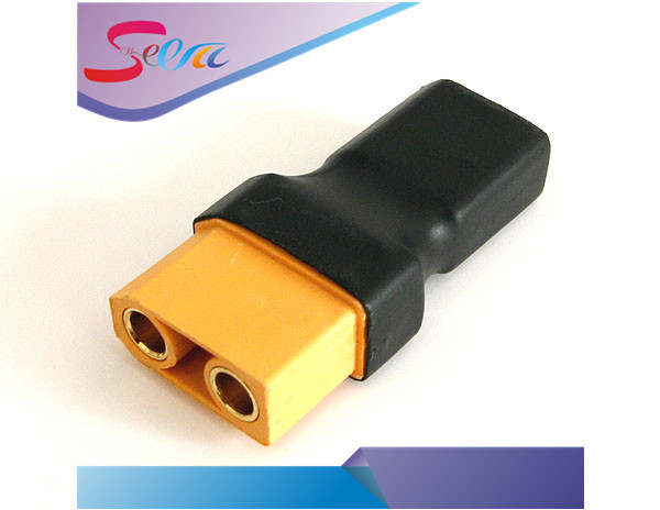 XT60 Male Convert to XT90 Female Connector / Plug for Battery Charger for RC Model Airplane / Multicopter jr futaba male female connector for rc model servo connector model receiver battery esc connection