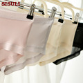 Women Underwear 100% Natural Silk Sexy Thin Style Breathable Silk Knitted Panties for Women Silk Underwear