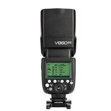 Godox V860II Flash Speedlite TTL HSS GN60 Li-Ion Batterie Kamera-Blitzgerät für Canon Nikon Sony Olympus Fujifilm