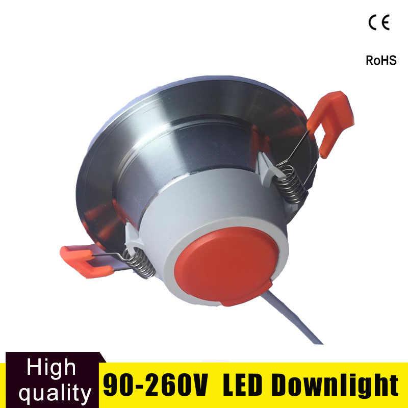 Светодиодный светильник Lamparas de TECHO LED 3 Вт 5 Вт 9 Вт 12 Вт 15 Вт 220 В 230 в 240 В светодиодный светильник для спальни кухни в помещении Светодиодный точечный светильник