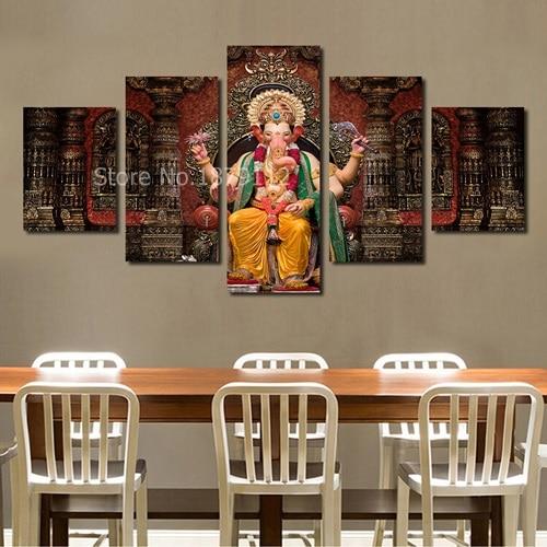 Ganesh Wall Art online buy wholesale ganesha wall art from china ganesha wall art