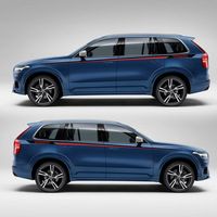 World Datong car sticker For Volvo XC90 Body Customized Decal Exterior Accessories