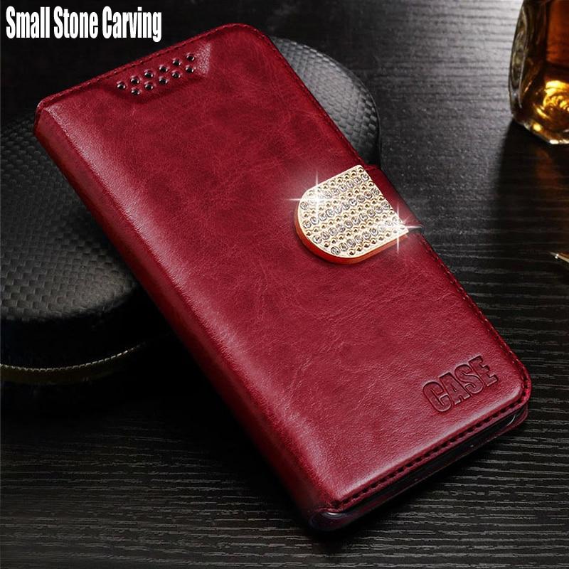 Luxury Retro Flip Case For Nokia Lumia 630 RM 978 Leather