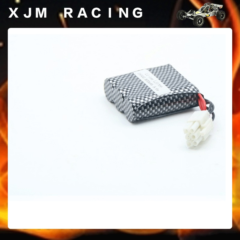NEW Charging interface Version RC Monster Truck Spare Rechargeable 9.6V 800mah Battery