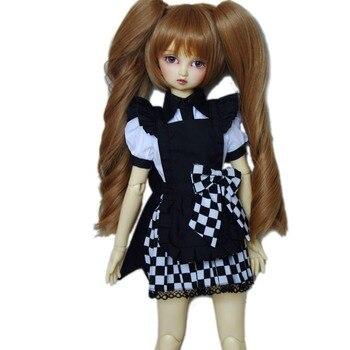 [ Wamami ] 78 # косплей костюм Haiyore Nyaruani равномерное 1/3 DD DDM DDL BJD куклы