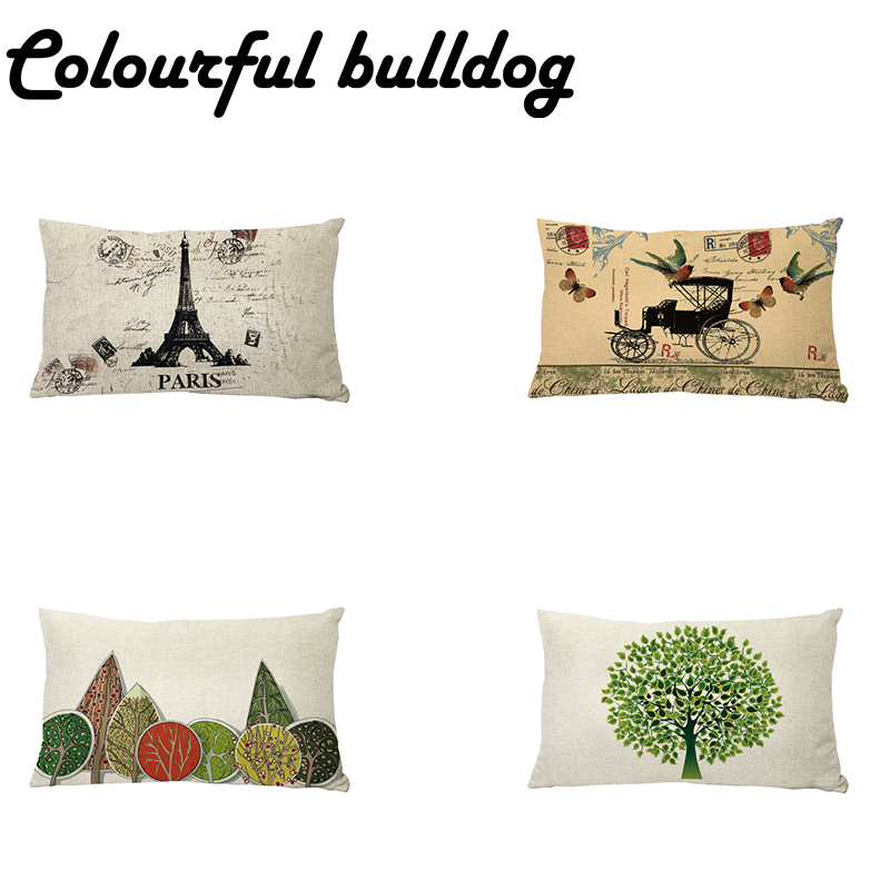 New Nordic Fashion View Cushion Cover Home Office Couch