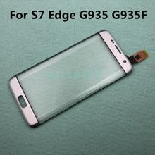 S7Edge touchscreen TP Kabel Für Samsung Galaxy S7 Rand G935 G935F G935FD Touch Sensor Glas Linse Panel Ersatz