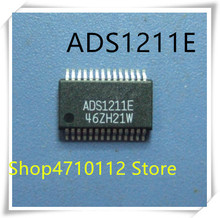 NEW 10PCS LOT ADS1211E ADS1211E 1K ADS1211 SSOP 28 IC