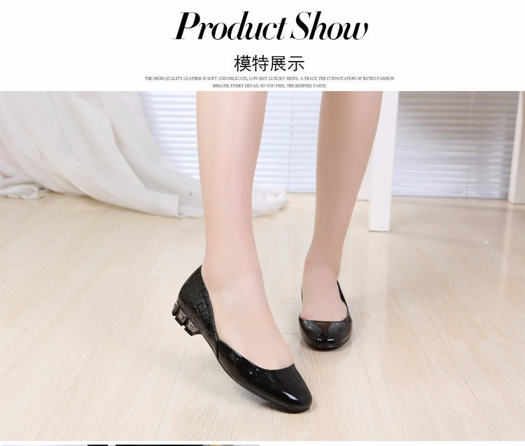 Flats Patent Leather Shoes 2016 New Arrival Casual Women Flat Shoes Summer D\'orsay Flats Plus Size 34-43 Ladies Shoes PX79 (19)