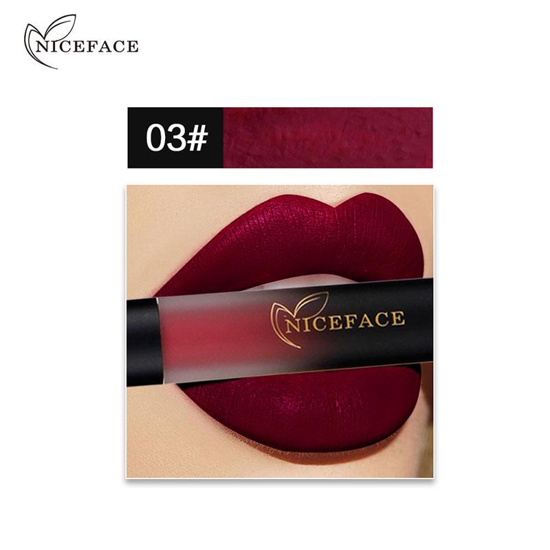 Высокое качество 18 Цвет помада-карандаш ручка карандаш для губ продолжительный блеск ма ...