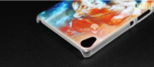 Tokyo Ghouls Clear Cover Case for Sony Xperia