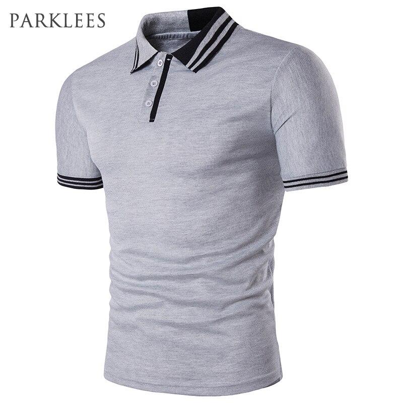Striped   Polo   Shirt Men 2017 Summer Short Sleeve   Polo   Shirt Homme Casual Slim Men   Polo   Shirt Breathable Camisas   Polo   Para Homens