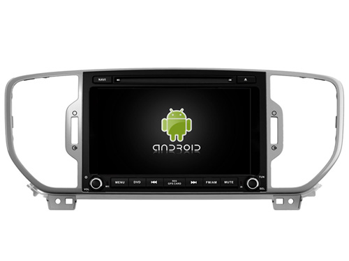 Android 8 0 octa core 4GB RAM car dvd player for Kia Sportage 2016 year font