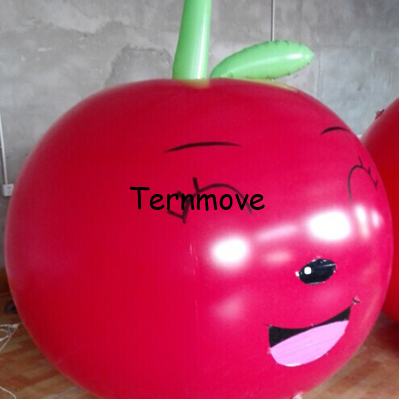 Inflatable Tomato Balloon for Advertisement/ Other vegetables and fruit shapes Giant inflatable fruite and vegetableInflatable Tomato Balloon for Advertisement/ Other vegetables and fruit shapes Giant inflatable fruite and vegetable