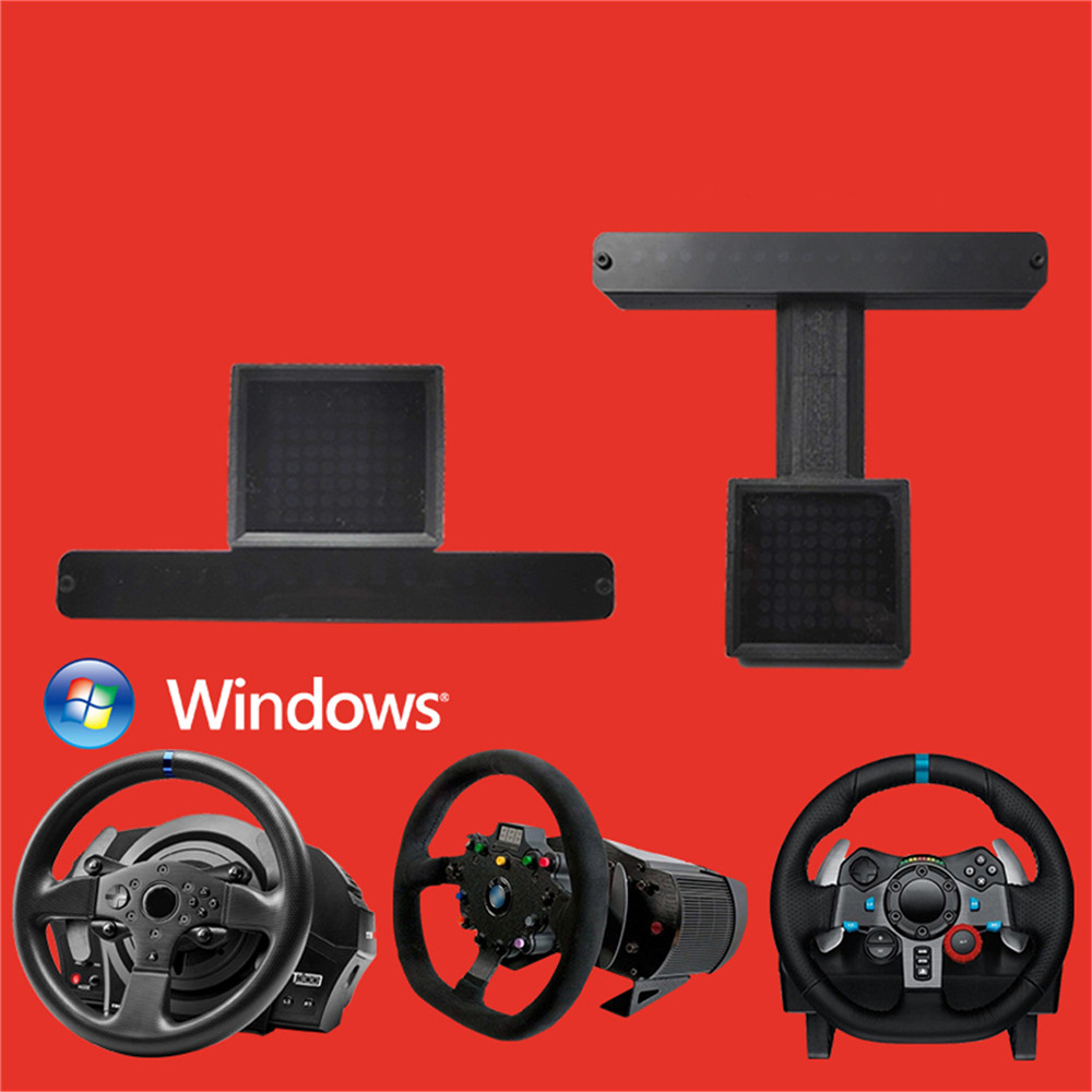 Racing Game Dashboard Meter Display For Thrustmaster T300 For Logitech G29 G27 Fanatec With LED Light Support Most PC Games