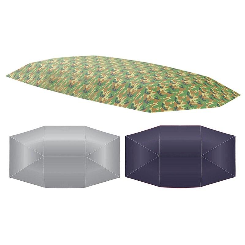 4.5x2.3M nouvelle voiture extérieure véhicule tente voiture parapluie soleil ombre couverture Oxford tissu Polyester couvre sans support - 4