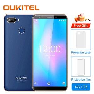 Original OUKITEL C11 Pro 5.5 inch 18:9 A
