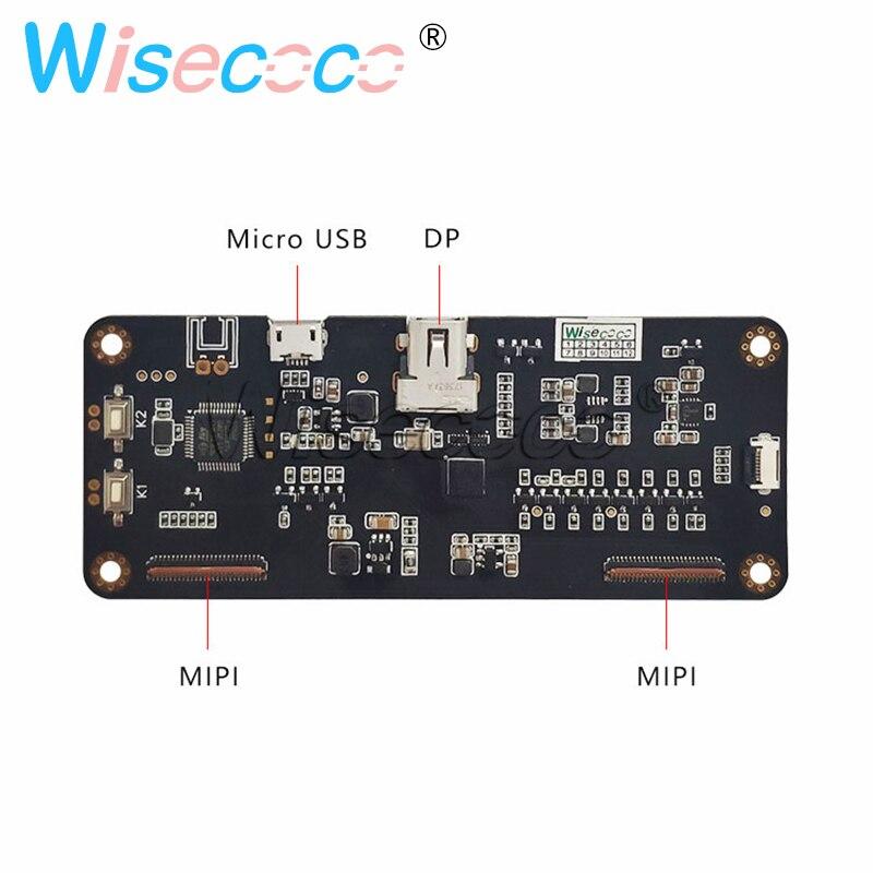 2.9 inch 14401440 dual screen IPS LCD