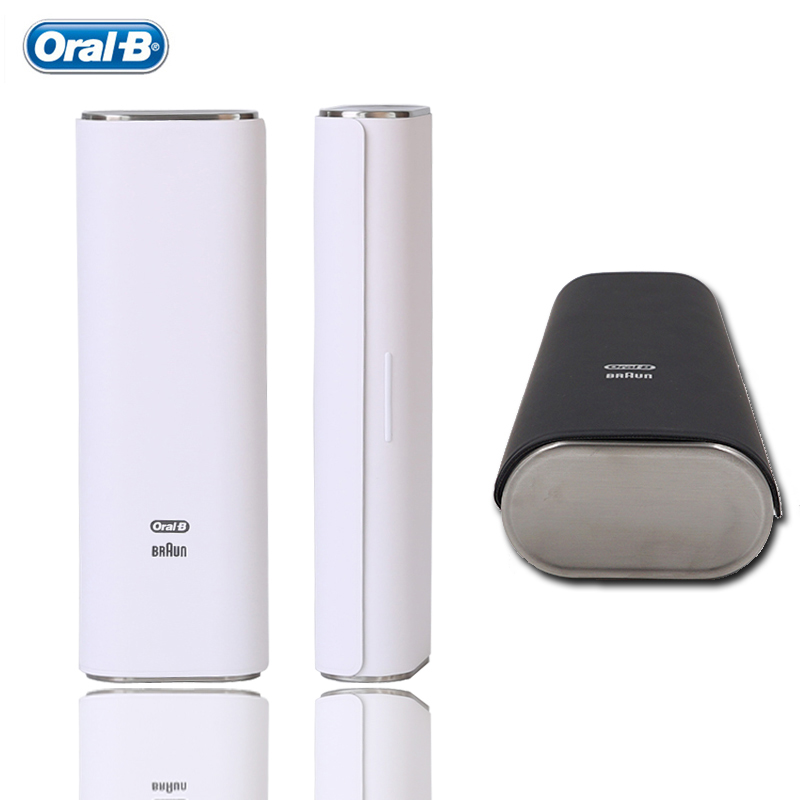 High-end Travel Box For Oral B Electric Toothbrush Storage Case Protect Toothbrush Portable Dust Proof Oral-B Rotary Toothbrush