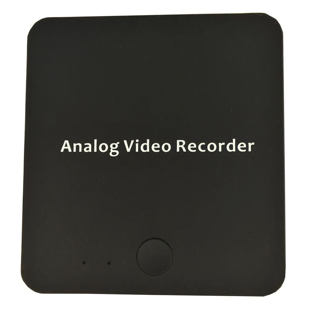 Enregistreur vidéo analogique, enregistrement et numérisation vidéo à partir de VHS, magnétoscope, lecteur DVD au format numérique, sortie HDMI et sortie AV - 5