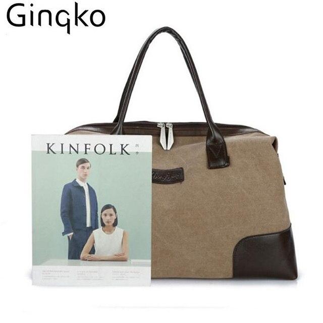 Handbag Borsa Ginko Canvas Di Bag Dxbrcoew 28l Sportiva Viaggio Fitness NZ8nPwOX0k