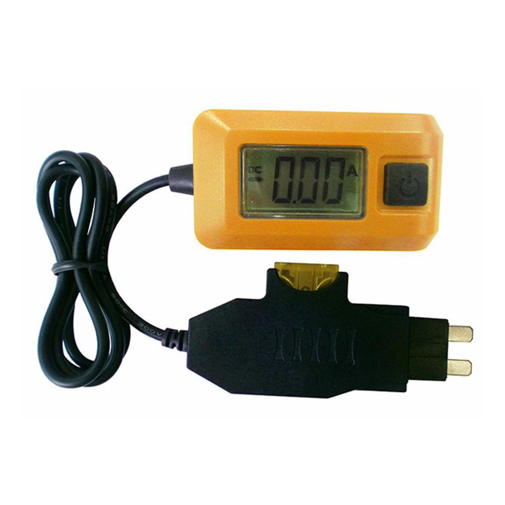 Image 2 - Automotive Car Current Detector Suitable For Current Detection In Automotive Or Commercial Vehicles Easy To Use Car Accessories-in Battery Measurement Units from Automobiles & Motorcycles