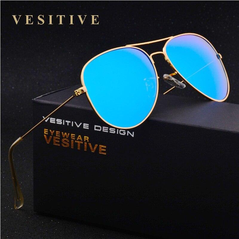 Klassisches design Mode Polarisierte Sonnenbrille Männer/Frauen Bunte Reflektierende Beschichtung Objektiv Brillen Zubehör Sonnenbrille 3026