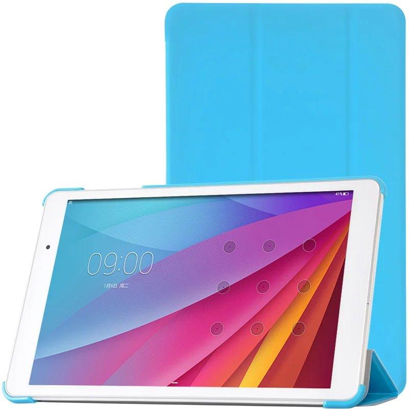 Új divat ultra vékony, vékony folio állvány bőr tokos hüvely - Tablet kiegészítők