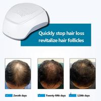 650nm Laser Therapy Hair Growth Helmet Regrowth Device Anti Hair Loss Treatment Anti Hair Loss Promote Hair Regrowth Cap Massage