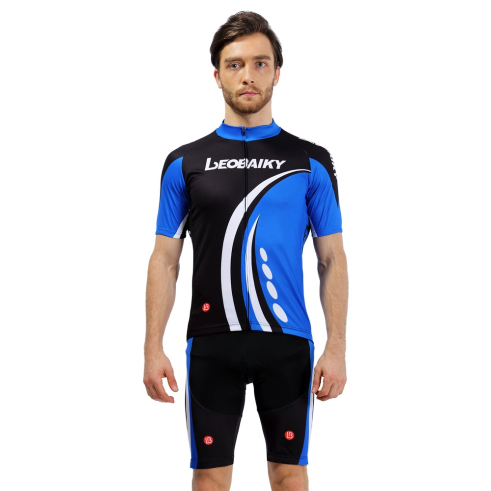 Quick Dry Ciclismo Mans Woman Cycling Jersey Sets GEL Pad Bicycle Clothing Summer Bike Cycling Clothing