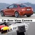 Câmera do carro Para BMW E82 E88 1 M1 Modelo Coupe Traseiro de Alta Qualidade View Camera Back Up Para Top Gear Amigos para Usar | CCD Com RCA